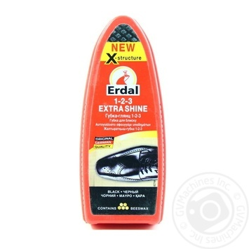 Губка ERDAL для блеска - купить, цены на Novus - фото 1
