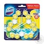 Domestos 5 Toilet block lime 3pcs - buy, prices for Novus - image 2