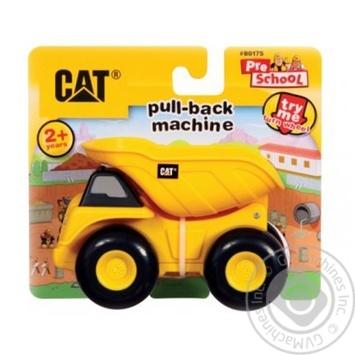 Игрушка Toy State CAT Самосвал 12см
