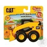 Игрушка Toy State CAT Мини-техника Погрузчик инерционный 12см