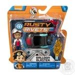 Іграшковий набір арт. 6043978 Rusty Rivets, 3 фігурки у блістері