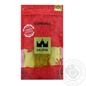 Куркума Saldva 25г - купить, цены на Novus - фото 1