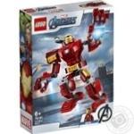 Конструктор Lego 76140 Робокостюм Железного Человека