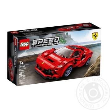Конструктор Lego Ferrari F8 Tributo 76895