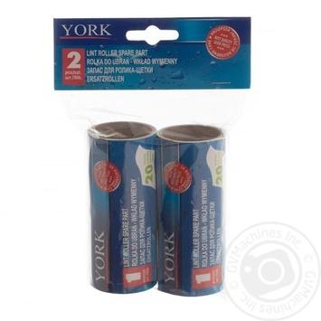 Запаска YR к ролику-щетки 2шт 065 - купить, цены на Novus - фото 1