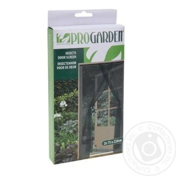 Сетка антимоскитная Pro Garden на дверь 75*220см 2шт