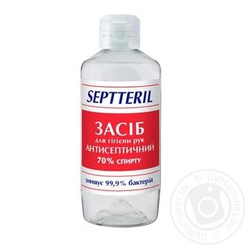 Антисептик Seppteril Для рук 70% 500мл - купити, ціни на Novus - фото 1