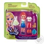 Игровой набор Polly Pocket Маленькая модница в ассортименте