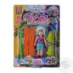 Набір іграшковий Space Baby Elves фігурка-конструктор з аксесуарами в асортименті