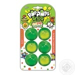 Набор игровой PopPops Yulu Снотз 6шт