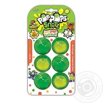 PopPops Yulu Snotz Play Set 6pcs - buy, prices for MegaMarket - image 1