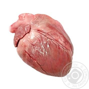 Сердце свиное охлажденное