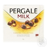 Ассорти конфет Pergale Milk Caramel Collection 126г