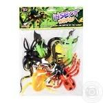 Набор игрушек М Три в форме насекомых YBN-27