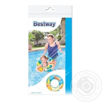 Коло для плавання Дизайнерське 56см - купить, цены на Novus - фото 1