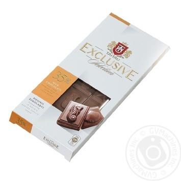 Шоколад 35% Преміум класу  Tai Tau Meskenas 100г - купить, цены на Novus - фото 1