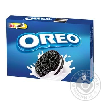 Oreo Original with cream cookies 228g - buy, prices for MegaMarket - image 1