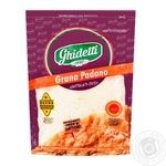 Ghidetti Grana Padano Grated Cheese 45% 100g