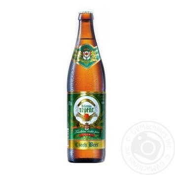 Пиво Bohemia Regent Prezident светлое 6% 0,5л