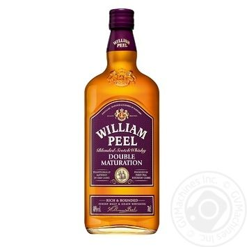 William Peel Double Maturation whisky 40% 0,7l - buy, prices for Novus - image 1