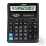 Калькулятор Citizen SDC-888II