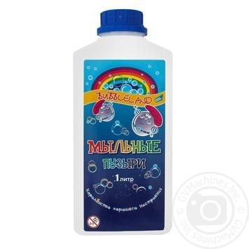 Мыльные пузыри 1л - купить, цены на Novus - фото 1