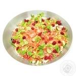 Salad ready meals Masters of taste turkey