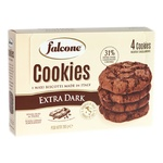 Печенье Falcone с кусочками черного шоколада 200г