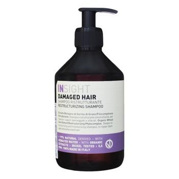 Шампунь Insight для відновлення пошкодженого волосся  400мл - купити, ціни на Novus - фото 1