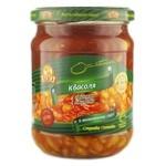 Фасоль Rio С грибами и овощами в томатном соусе 480г