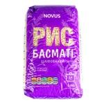 Novus Basmati Polished Rice 1kg
