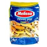 Melissa Pasta Penne Rigate Tricolor 500g