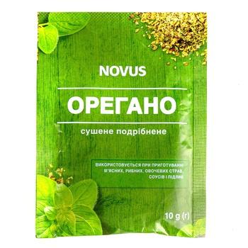 Орегано сушеное измельченные Novus 10г - купить, цены на Novus - фото 1