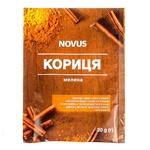 Novus Ground Cinnamon 20g