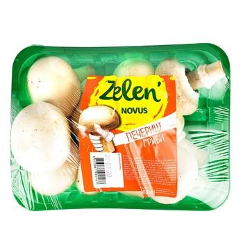 Novus Zelen' Fresh Champignons 300g