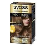 Краска для волос без аммиака SYOSS Oleo Intense 6-80 Золотистый русый 115мл