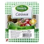 Greenvil Pickled Cornichon Cucumbers 850g