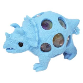 Игрушка М Три анти стресс детская резиновая в форме животного YBN-14