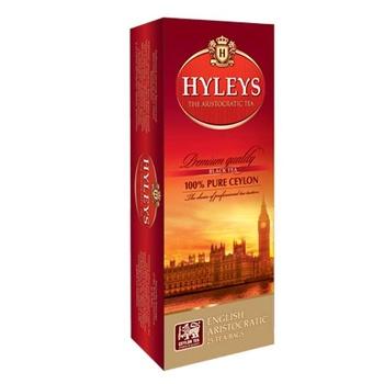 Чай черный Hyleys Английский Аристократ 2г*25шт - купить, цены на Novus - фото 1