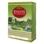 Чай зелений Hyleys з квіточками жасміну особливо крупнолистовий 100г
