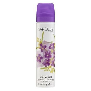 Yardley April Violet Deodorant 75ml - buy, prices for Novus - image 1