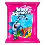 Конфеты Juicee Gummee Sharks жевательные 80г