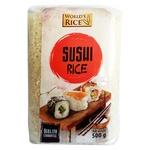 Рис World's Rice для суші 500г