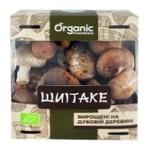 Organic Innovations fresh mushrooms shiitake 230g
