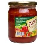 Dary Laniv Lecho in Tomato Sauce 500g