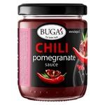 BUGA's Chili Pomegranate Sauce 170g