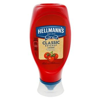 Кетчуп Hellmann's Нежный 450г - купить, цены на Novus - фото 1