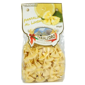 Tarall'oro Of Durum Wheat With Lemon Farfale Pasta 250g - buy, prices for Novus - image 1