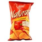 Potato chips Lorenz Naturals with paprika 110g Germany
