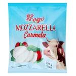 Cыр Prego Mozzarella Сarmela рассольный 45% 275г